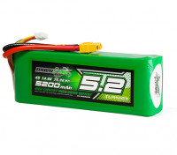 Multistar High Capacity 5200mAh 4S 12C Multi-Rotor Lipo Pack w/XT60