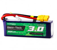 Turnigy Nano-Tech 3000mAh 6S 70C Lipo Pack w/XT90 (HR Technology)