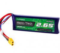Turnigy Nano-Tech 2650mAh 3S 30C Lipo Pack w/XT60