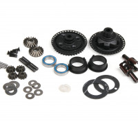 Blaze 1/10 Spare Parts - Optional Gear Differential Set (Metal Gear S2 Cup 3.6) 121113