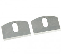 Zona Precision spookschaaf Replacement Blades (2 stuks)