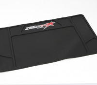 TrackStar Rubber R / C Work Mat (640 x 400mm)