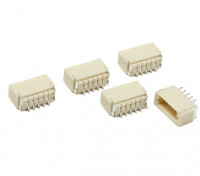 JST-SH 5Pin Socket (Surface Mount) (5 stuks)