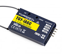 Turnigy iA6C PPM/SBUS Receiver 8CH 2.4G AFHDS 2A Telemetry Receiver