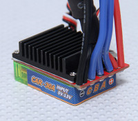HobbyKing® ™ borstelloze Car ESC 30A w / Reverse