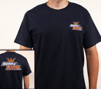 Hobby Koning T-shirt Navy Blue (XXX-Large)