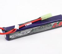 Turnigy nano-tech 2000mAh 2S 15 ~ 25C Lipo AIRSOFT Pack