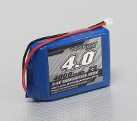 Turnigy 4000mAh Spektrum Compatibel DX9 DX8 DX7S Intelligent Transmitter Pack