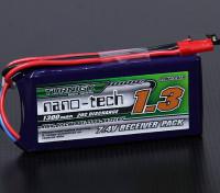 Turnigy nano-tech 1300mAh 2S1P 20 ~ 40C Lipo Receiver Pack