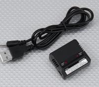 Walkera GA006 USB Dual LiPoly Charger (QR Ladybird / Genius CP / Mini CP)