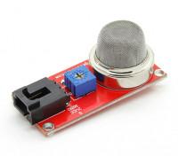 Kingduino MQ-2 Gas Sensor, Rook, Methaan, Butaan Detection