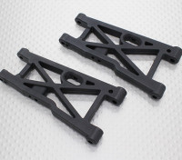 Rear Lower Susp. Arm - 1/10 Quanum Vandal 4WD Racing Buggy (2 stuks)