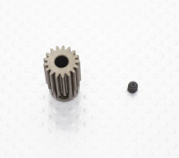 """""""Hard One"""" 0,7M Geharde Helicopter Pinion Gear 5mm Shaft - 17T"""