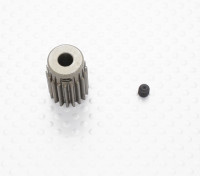 """""""Hard One"""" 0,7M Geharde Helicopter Pinion Gear 5mm Shaft - 18T"""