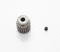 """""""Hard One"""" 0,7M Geharde Helicopter Pinion Gear 5mm Shaft - 21T"""