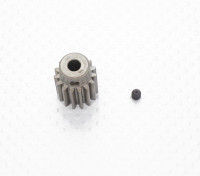 """""""Hard One"""" 1.0M Geharde Helicopter Pinion Gear 5mm Shaft - 15T"""