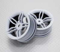 01:10 Scale High Quality Touring / Drift Wheels RC Car 12mm Hex (2pc) CR-FFW