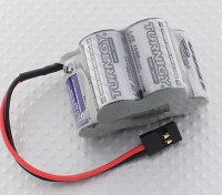 Turnigy Receiver Hump Pack 2 / 3A 1500mAh 6.0V NiMH High Power Series