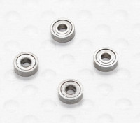 Blade Grip Bearing - Walkera Super CP Micro 3D Helicopter (4 stuks)