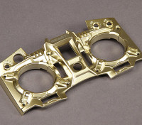 Turnigy 9XR Zender Custom Cover - Goud
