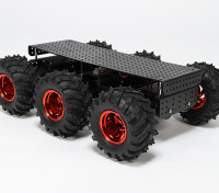 Wild Thumper 6WD Multi Chassis 3/4 view