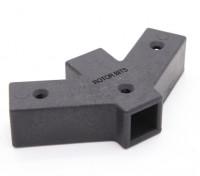 RotorBits 60 graden Y-connector opgeruimde 2 (zwart)
