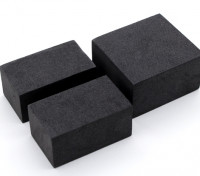 """Shorty"" Battery Pack Foam Block Set voor 1/10 Auto / Truck / Buggy"