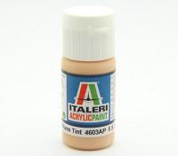Italeri Acrylverf - Flat Skin Tone warme tint
