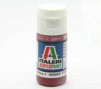 Italeri Acrylverf - Flat Marrone Mimetico 1