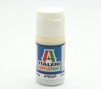 Italeri Acrylverf - Flat Light Gray