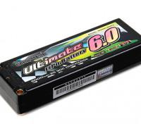 Turnigy nano-tech Ultimate 6000mAh 2S2P 90C Pack Hardcase Lipo (ROAR & BRCA Goedgekeurd)