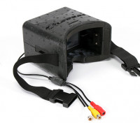 Quanum DIY FPV Goggle set met Monitor (KIT)