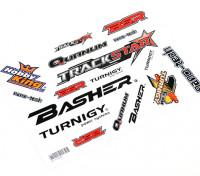 HobbyKing Blad van de sticker - Auto's