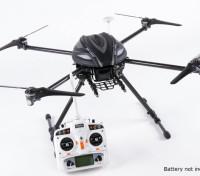 Walkera QR X800 FPV GPS quadcopter, Zet vrij, DEVO 10, w / out Battery (Mode 2) (Ready to Fly)