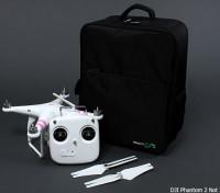 MultiStar Deluxe multirotor Travel Backpack Voor DJI Phantom en anderen