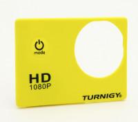 Turnigy ActionCam vervanging Faceplate - Geel