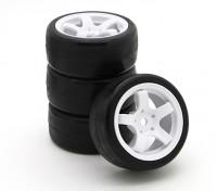 Sweep SWP-MN33 Mini Touring Compleet Tire Set 33deg (4 stuks)
