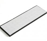 Vibration Absorption Sheet 145x45x3.3mm (zwart)