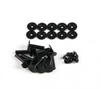 Plastic Retainers voor trillingsdemping Balls (10st)