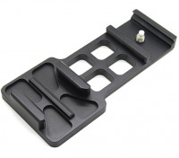 Tactical (Picatinny) Gun Rail Side Mount voor Turnigy Action Cam / GoPro