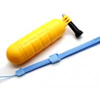 Turnigy actie camera of GoPro Handle Float / Bobber met Gegoten Grip