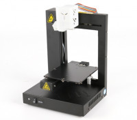 UP Plus 2 3D-printer (zwart)