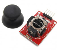 Keyes Double-Shaft Button Joystick Voor Arduino