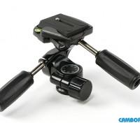 Cambofoto HD36 3Way Panhead System Camera Tri-Pods