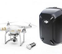 DJI Phantom 3 Professional met extra batterij en Hard Backpack
