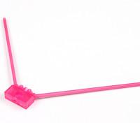 Turnigy 2.4G Antenna Mount voor Racing Drones (Pink)