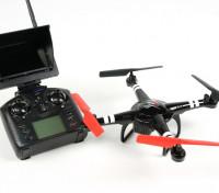 Q222K Spaceship - Altitude Hold Quad 6-assige quadcopter met WiFi FPV