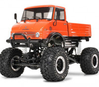 Tamiya 1/10 Schaal Mercedes-Benz Unimog 406 U900 / CR01 Series Kit 58.414
