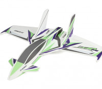 HobbyKing Prime Jet Pro - Glue-N-Go-serie - Foamboard Kit (Groen / Paars)