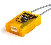 R617XL - DSM2 / x 6CH receiver met een lange antenne en CPPM